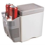 12 Volt 7 Liter Cooler/Warmer and Cup Holder