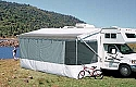 RV Awnings, Screen Rooms By Carefree -19' Add-A-Room White