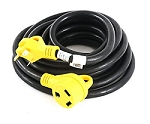 30Amp 25' Extension Cord/Handle