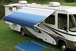 A&E and Carefree 15' Universal RV Awning Fabric