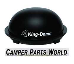King Dome Lp In Motion Black