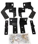 Fifth Wheel Trailer Hitch Mounting Kit