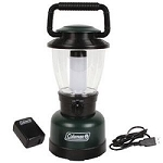 COLERechargeable 400L LED Lantern MAN CAMPSITE ACCESSORIES RV Rugged