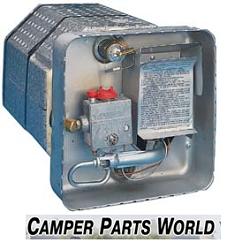 Rv Suburban Water Heater Gas Amp Electric Pilot 6 Gallon