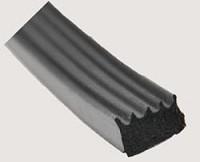 Black Rv Foam Seal W Tape 50 Camper Parts World
