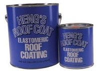 Elastomeric Roof Coating 5 Gallon White