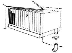 Onan Generator Exhaust Elbow