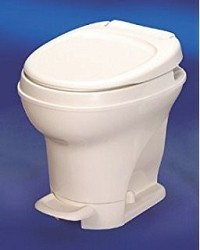 how to get a toilet to flush without water