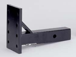 "Pintle Mount, Receiver Style, 10,000 lbs. , 2"" Receiver"