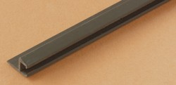 Slide Curtain Track 96 Inch Wall Mount