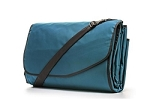 Picnic Blanket; 57 Inch x 57 Inch; Teal