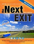 2016 Book Complete Guide Of USA Interstate Highway Exit Information