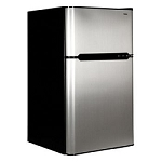 3.1 cu.ft. Refrigerator with Freezer