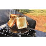 Camp Stove Toaster Rack