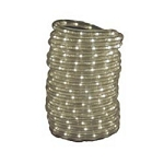 Rope Light Clear LED 120 Volt AC 18 Foot Length