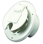 Access Door 2-27/32 Inch Cutout Dimension 4-1/2 Inch x 2-3/8 Inch Collar Depth