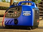 Yamaha EF1000iS 1,000 Watt OHV Gas Powered Portable Inverter RV Backup Generator