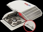MaxxAir Ventilation Solutions Roof Vent Cover Fan/Mate Smoke