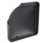 Dometic Roof Vent Lid Insualted, Smoke