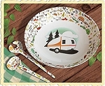 Camp Casual 3 piece Dish Set