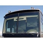 30 Inch Left Hand Power RV Smart Visor