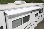 Rv Slide Out Cover Meas. Roof: 62 inch-65 inch Flange: 68 inch-70 inch