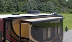 SOK III  RV Slideout Cover with Case Roof 54