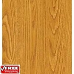 Dometic 3106863.032B Wood Grain Refrigerator Door Panel