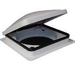 FanTastic RV Fan Roof Vent 800-Non Powered, White