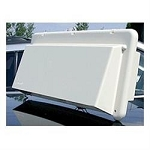 Exhaust Cover Colonial White