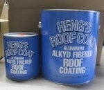 Fibered Aluminum Roof Coating Gallon