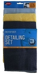 Detailing Towels, 3 Pack