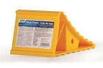 Camco Yellow Wheel Chock 44432 Hard Plastic
