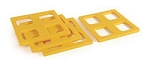 Camco 44500- Leveling Block; Set of 4