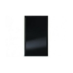 PANEL,LOWER BLACK PLEXIGLASS