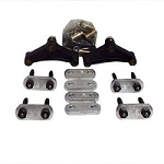 Dexter Axle Tandem Axle HD Suspension Kit
