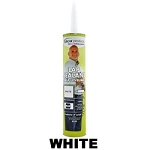 EPDM Rubber Roof System Lap Sealant, White