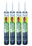 505LSW-1 Haps Free Lap Sealant White 4 Pack