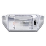 Smart Light 1000 Motion White RV Porch Light