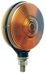 Pedestal Double Face Amber Park & Turn Signal Light Amber