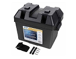 Camco Standard Group 24 Plastic Battery Box