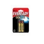 RV Alkaline Batteries, AA, 2/card