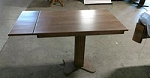 Light Maple Dinette Table with 10