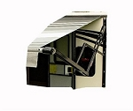 12 VOLT ALTITUDE AWNINGS 4625APHW POLAR WHITE