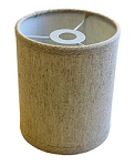 Barrel Lamp Shade Beige