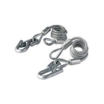 Master Lock Trailer Safety Cables