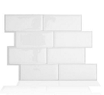 Patrick Industries Backsplash Tiles White