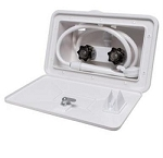 Phoenix Products PF266202 Exterior Shower White