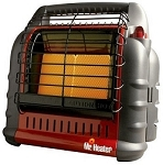 BIG BUDDY BY MR HEATER - PORTABLE PROPANE HEATER WITH FAN