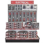 Plan-O-Gram Electrical Products Display
